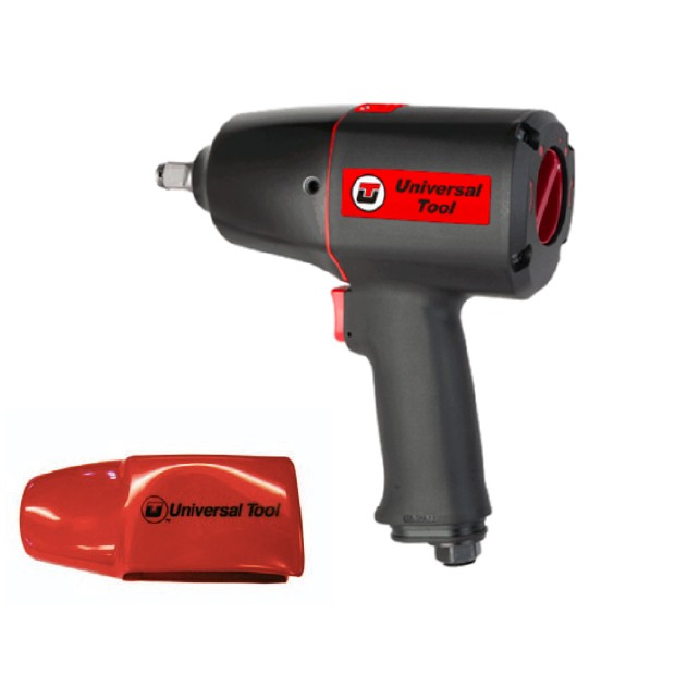 "1/2"" Pistol Impact Wrench with Boot"