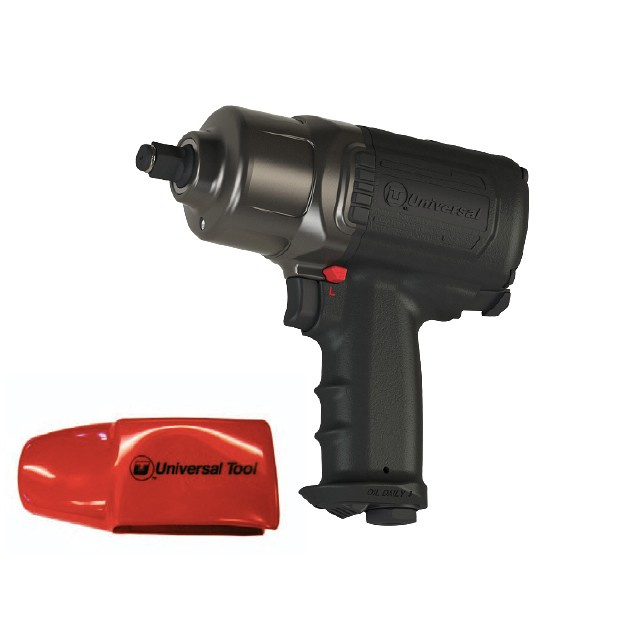 1/2″ High-Low Torque Impact Wrench c/w boot