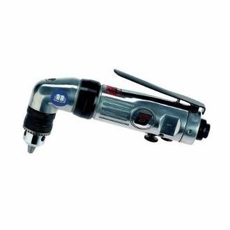 """3/8"""" Reversible Angle Head Drill Chuck & Key"""