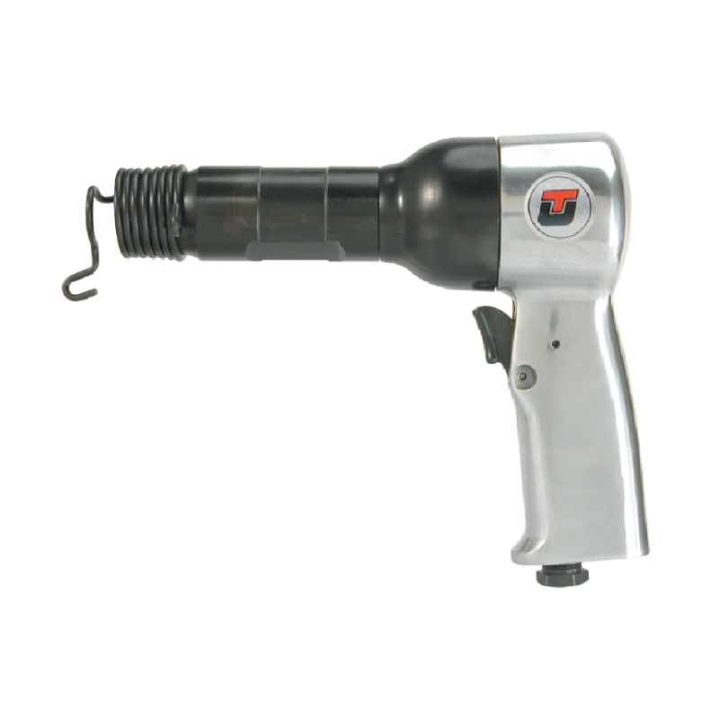 Pistol Air Hammer Kit with 5 chisels