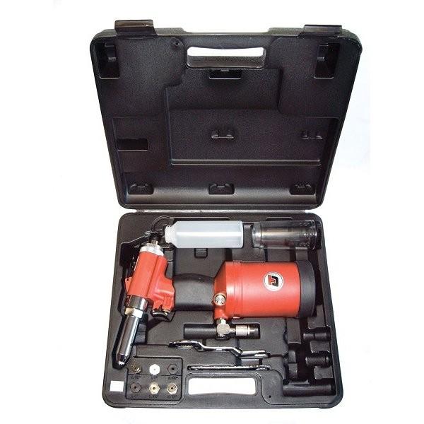 "1/4"" Air/Hydraulic Riveter (Vac System)"