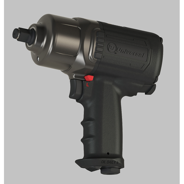 1/2' High-Low Torque Impact Wrench
